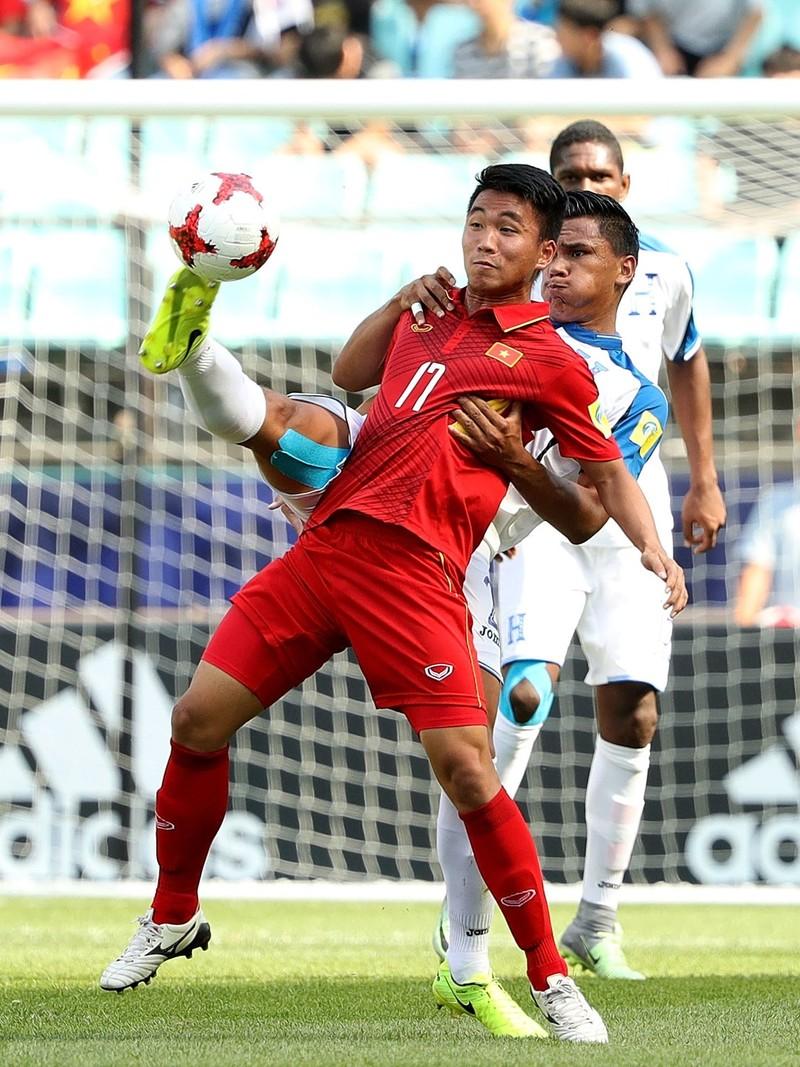 U-20 Việt Nam thua vì thể lực trước U-20 Honduras - ảnh 3
