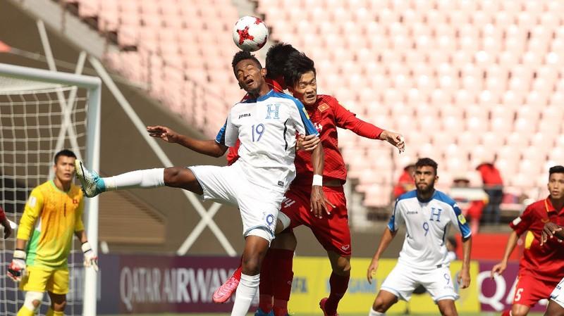 U-20 Việt Nam thua vì thể lực trước U-20 Honduras - ảnh 4