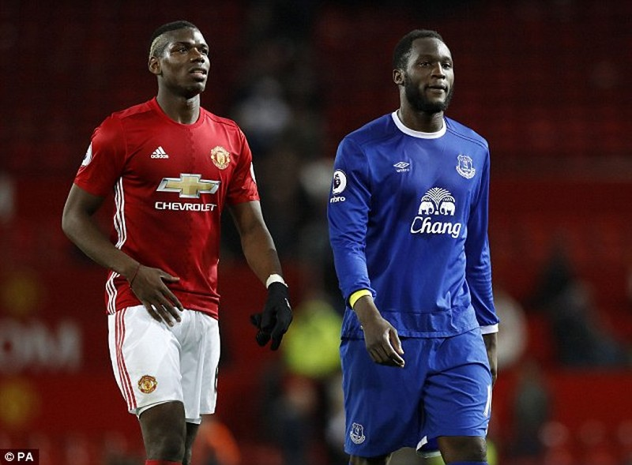 Lukaku và Pogba cùng tập luyện ở Mỹ, chờ hội ngộ tại MU - ảnh 1