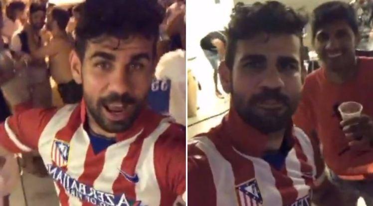 Chelsea dậy sóng:Matic đòi đến MU,Costa mặc áo Atletico - ảnh 2