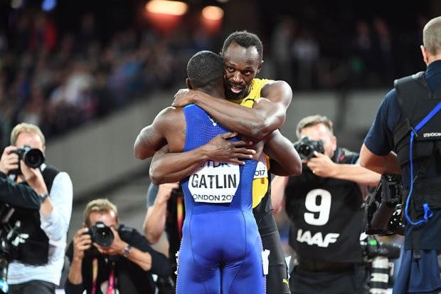 'Tia chớp' Usain Bolt thua sốc trước khi giải nghệ - ảnh 1