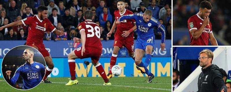 Liverpool bị loại khỏi EFL Cup: Sốc và không sốc - ảnh 1