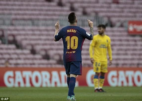 Messi rực sáng, Barca thắng 7 trận liền - ảnh 4