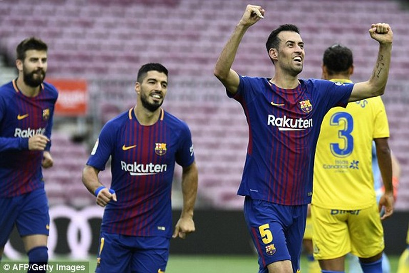 Messi rực sáng, Barca thắng 7 trận liền - ảnh 3