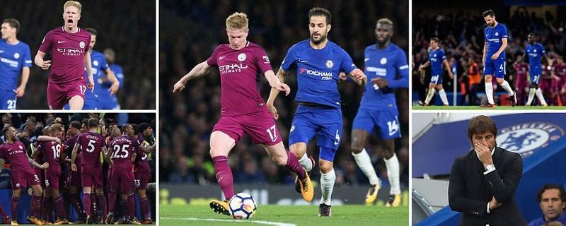 Phòng ngự tiêu cực, Chelsea thua Man. City vì người cũ - ảnh 1