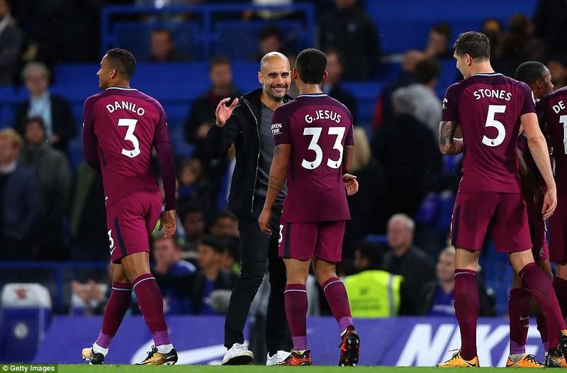 Phòng ngự tiêu cực, Chelsea thua Man. City vì người cũ - ảnh 5