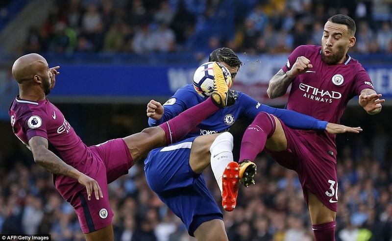 Phòng ngự tiêu cực, Chelsea thua Man. City vì người cũ - ảnh 2