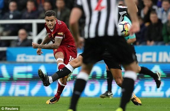Coutinho lập siêu phẩm, Liverpool vẫn không thắng - ảnh 2