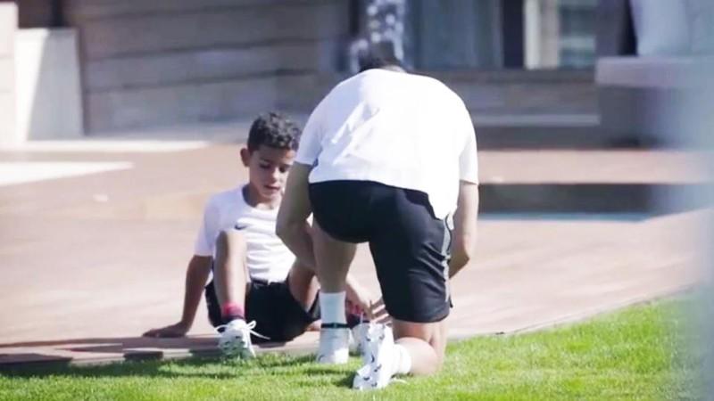 Ronaldo: 'Tôi không bao giờ quên được MU' - ảnh 9