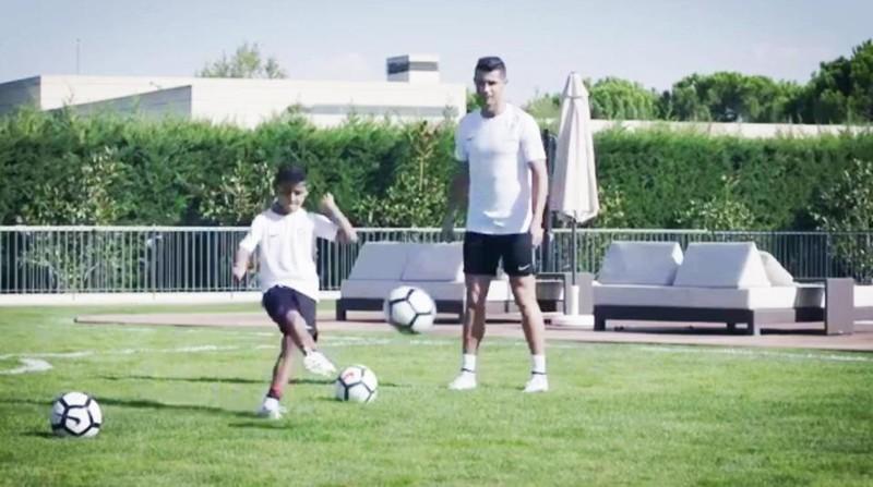 Ronaldo: 'Tôi không bao giờ quên được MU' - ảnh 4