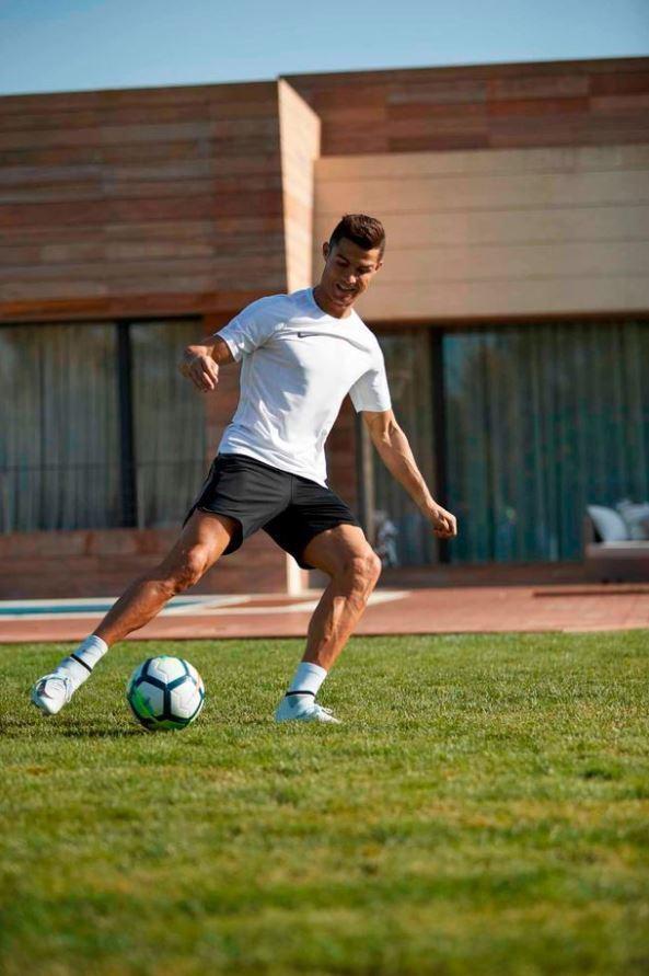 Ronaldo: 'Tôi không bao giờ quên được MU' - ảnh 2