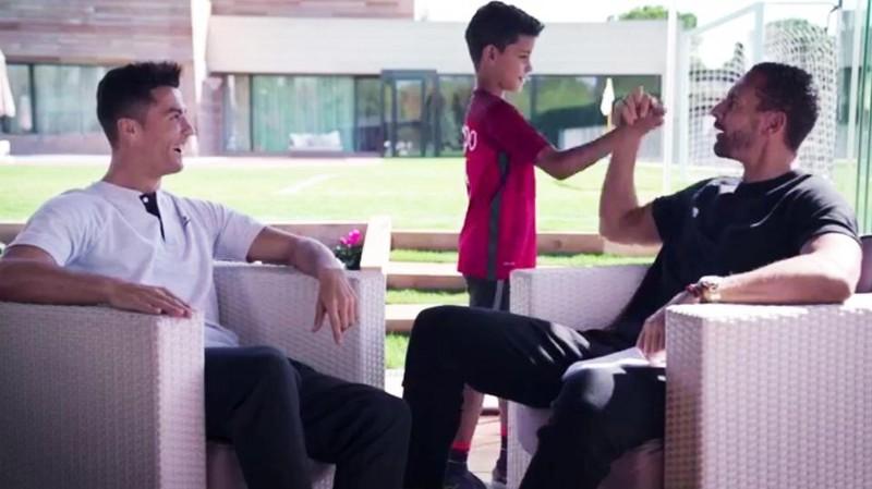 Ronaldo: 'Tôi không bao giờ quên được MU' - ảnh 3