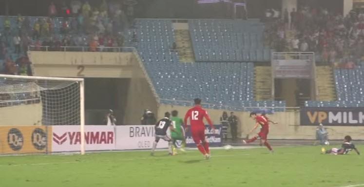 Việt Nam 5-0 Campuchia: Bất ngờ hàng công! - ảnh 5