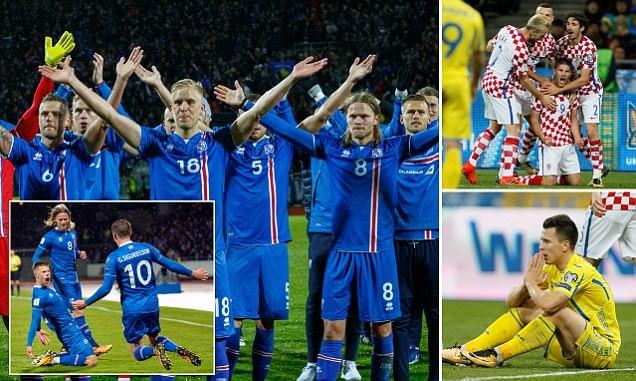 Bale lỡ hẹn World Cup, thêm Serbia, Iceland giành vé - ảnh 3