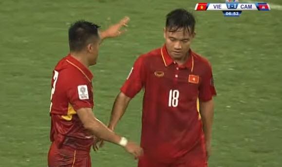 Việt Nam 5-0 Campuchia: Bất ngờ hàng công! - ảnh 25
