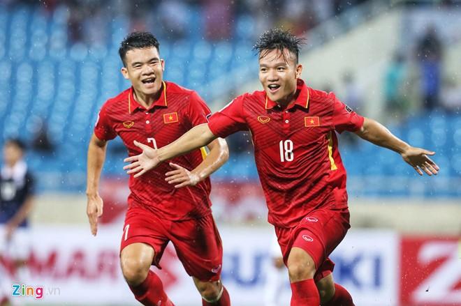 Việt Nam 5-0 Campuchia: Bất ngờ hàng công! - ảnh 2