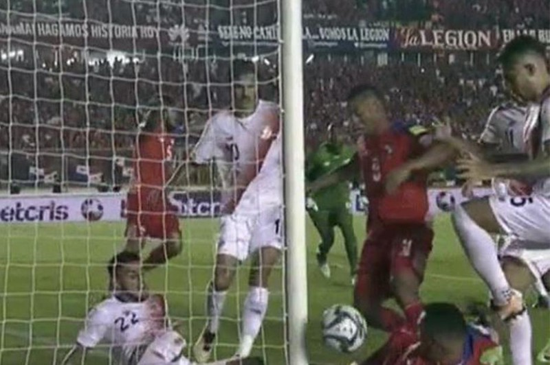 Mất vé World Cup,Mỹ đòi kiện vì bàn thắng ma của Panama - ảnh 1