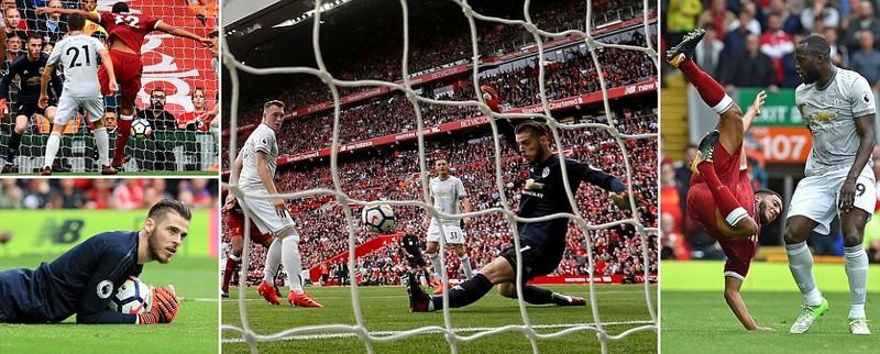 Liverpool - MU (0-0): Lindelof và trận hòa nhàm chán! - ảnh 1
