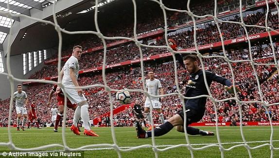 Liverpool - MU (0-0): Lindelof và trận hòa nhàm chán! - ảnh 2