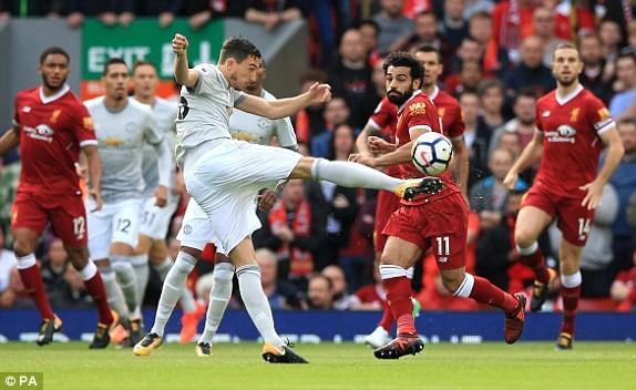 Liverpool - MU (0-0): Lindelof và trận hòa nhàm chán! - ảnh 3