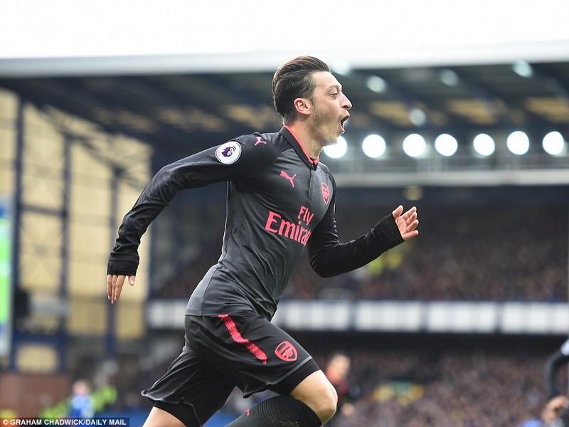 Cựu sau MU ghi bàn, Everton vẫn bị Arsenal đè bẹp - ảnh 2