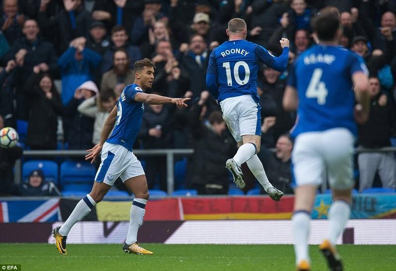 Cựu sau MU ghi bàn, Everton vẫn bị Arsenal đè bẹp - ảnh 1