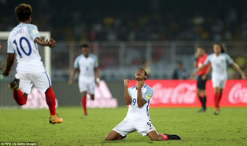 Anh đánh bại Brazil vào chung kết World Cup - ảnh 3