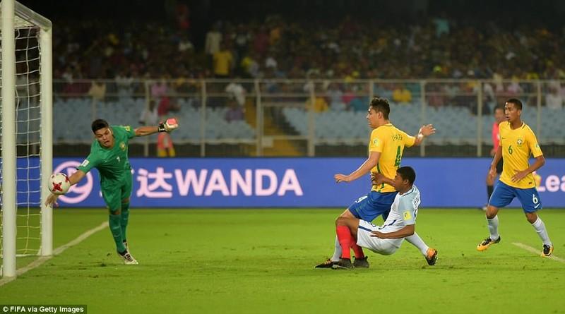 Anh đánh bại Brazil vào chung kết World Cup - ảnh 2
