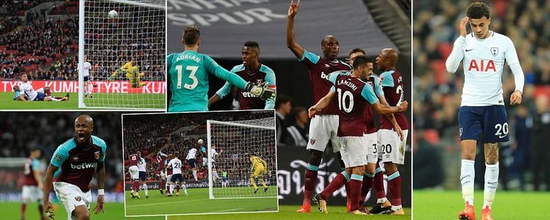 Tottenham thua ngược cực sốc, Chelsea đi tiếp - ảnh 1