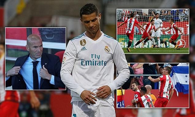 Real Madrid thua sốc và bạc nhược: Chuyện thường thôi! - ảnh 1