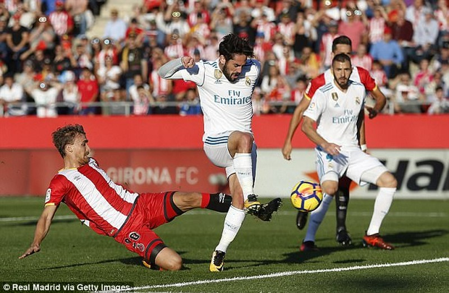 Real Madrid thua sốc và bạc nhược: Chuyện thường thôi! - ảnh 2