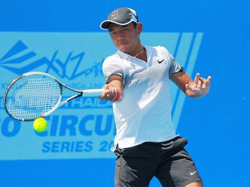 Lý Hoàng Nam 'hụt hơi' trên bảng xếp hạng ATP - ảnh 1