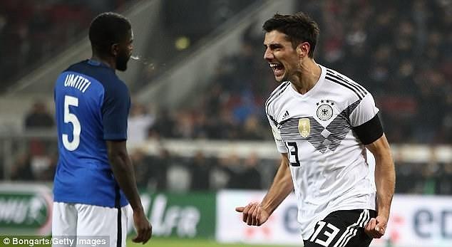 Đức, Pháp rượt đuổi hấp dẫn, Anh, Brazil nhạt nhòa - ảnh 2