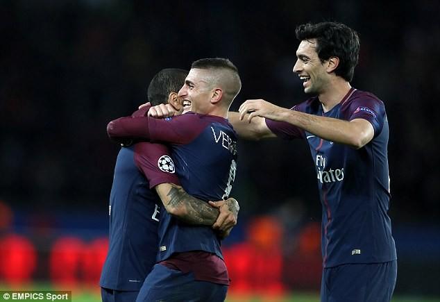 PSG phá kỷ lục ghi bàn ở Champions League - ảnh 1