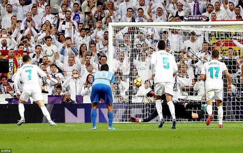 Ronaldo giải hạn, Real Madrid thắng nhọc - ảnh 3