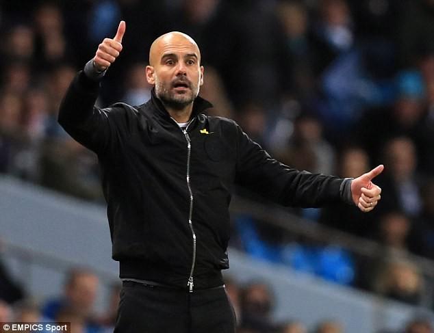 Guardiola chỉ ra điểm yếu khiến Man City có thể thua MU - ảnh 1
