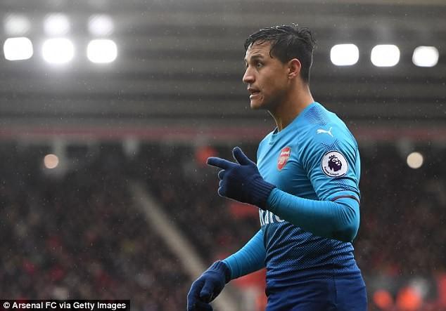 Arsenal nỗ lực vượt MU, Barca bằng bản hợp đồng khủng - ảnh 1
