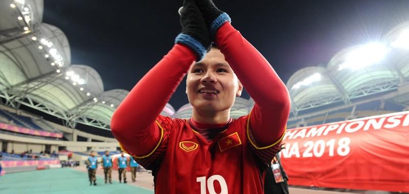 """AFC phỏng vấn Quang Hải: """"U-23 VN muốn vào chung kết"""" - ảnh 1"""