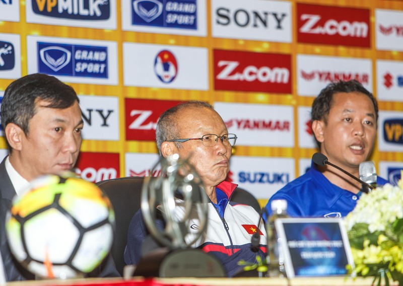 HLV Park Hang-seo tiết lộ sốc về thể lực U-23 Việt Nam - ảnh 1