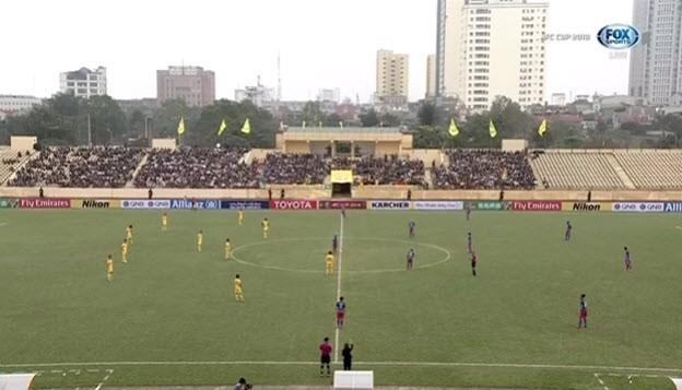 Sao U-23 VN tỏa sáng, SLNA hạ gục nhà vô địch Malaysia - ảnh 1