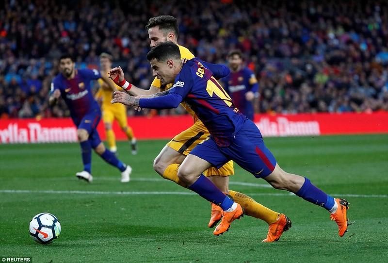 Messi ra chân thiên tài, Barcelona tiến gần ngôi vương - ảnh 2