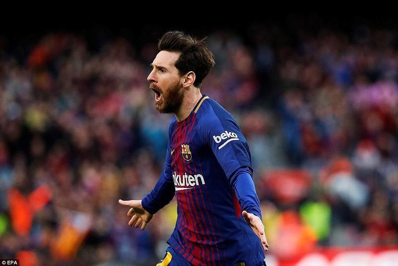 Messi ra chân thiên tài, Barcelona tiến gần ngôi vương - ảnh 6