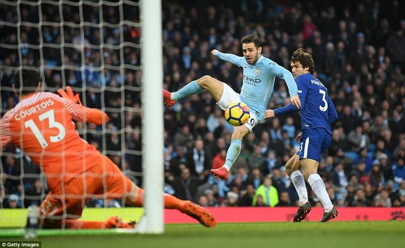 Chelsea rời xa top 4, Premier League phủ phục Man City - ảnh 2