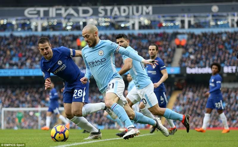 Chelsea rời xa top 4, Premier League phủ phục Man City - ảnh 1