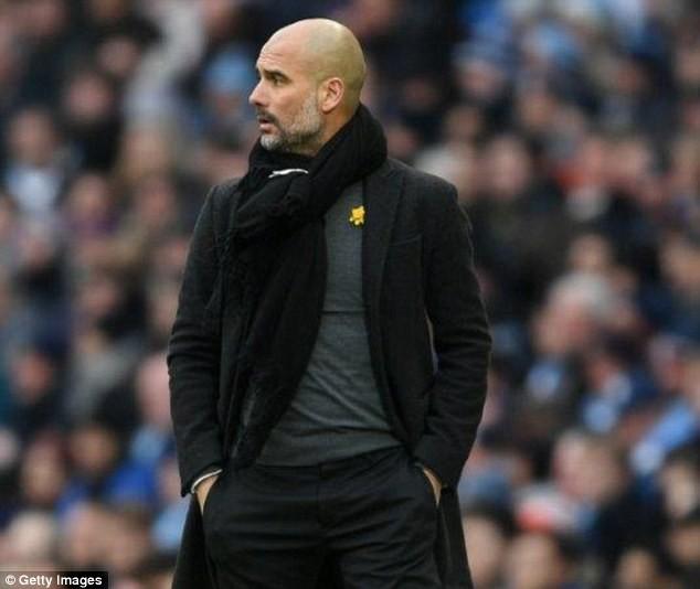 Gửi thông điệp chính trị,Guardiola chấp nhận bị FA phạt - ảnh 2