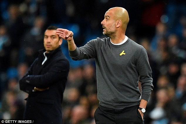 Gửi thông điệp chính trị,Guardiola chấp nhận bị FA phạt - ảnh 1