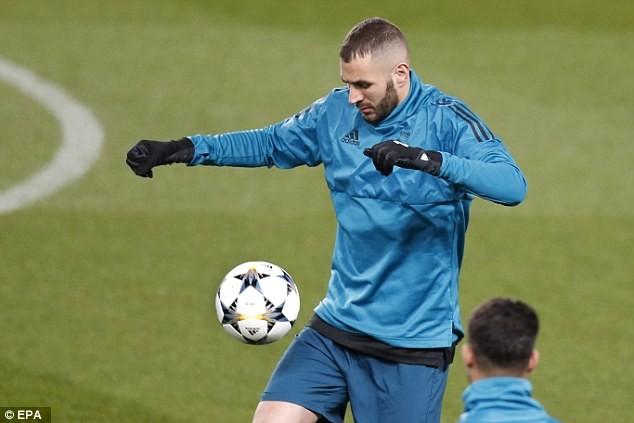 Real Madrid tập kín trước trận đấu của cả mùa giải - ảnh 6