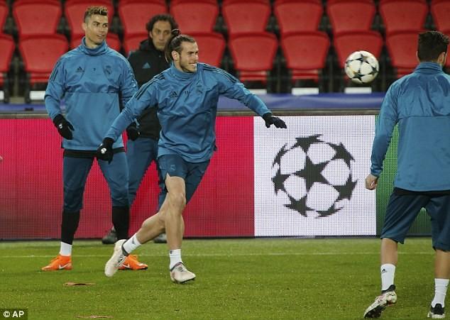 Real Madrid tập kín trước trận đấu của cả mùa giải - ảnh 7