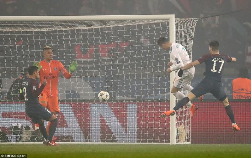 Verratti bị đuổi, PSG đuối và bị Real Madrid loại - ảnh 3