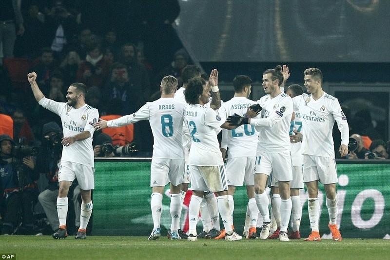 Verratti bị đuổi, PSG đuối và bị Real Madrid loại - ảnh 5